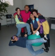 HPS Aarau, Playback-Theater Havana, 8. Dezember 2011, Projektwoche Integration
